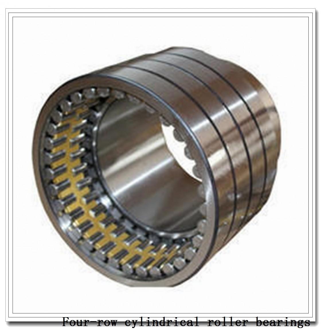 FC76112325B Four row cylindrical roller bearings
