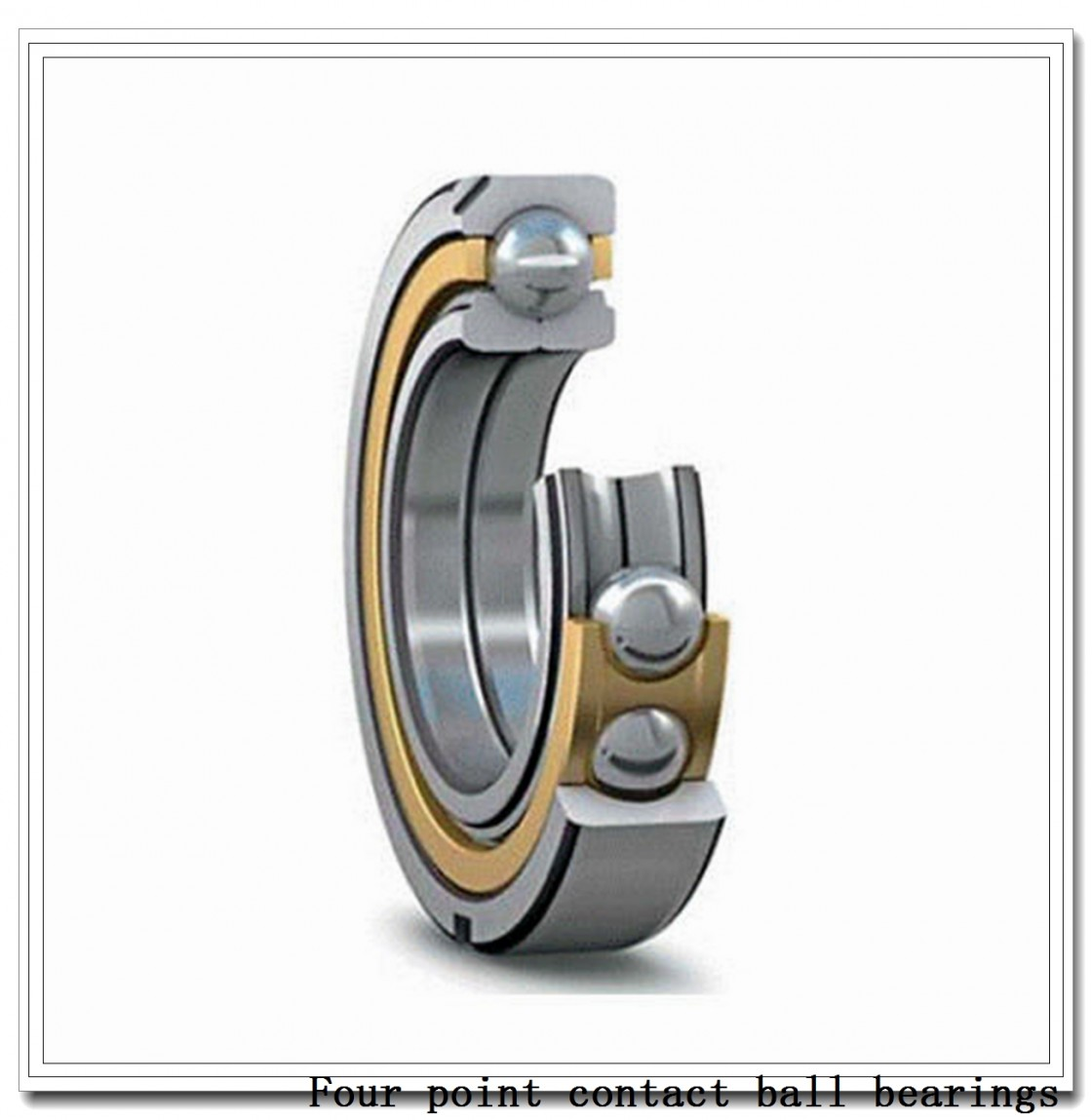 QJ336N2MA Four point contact ball bearings