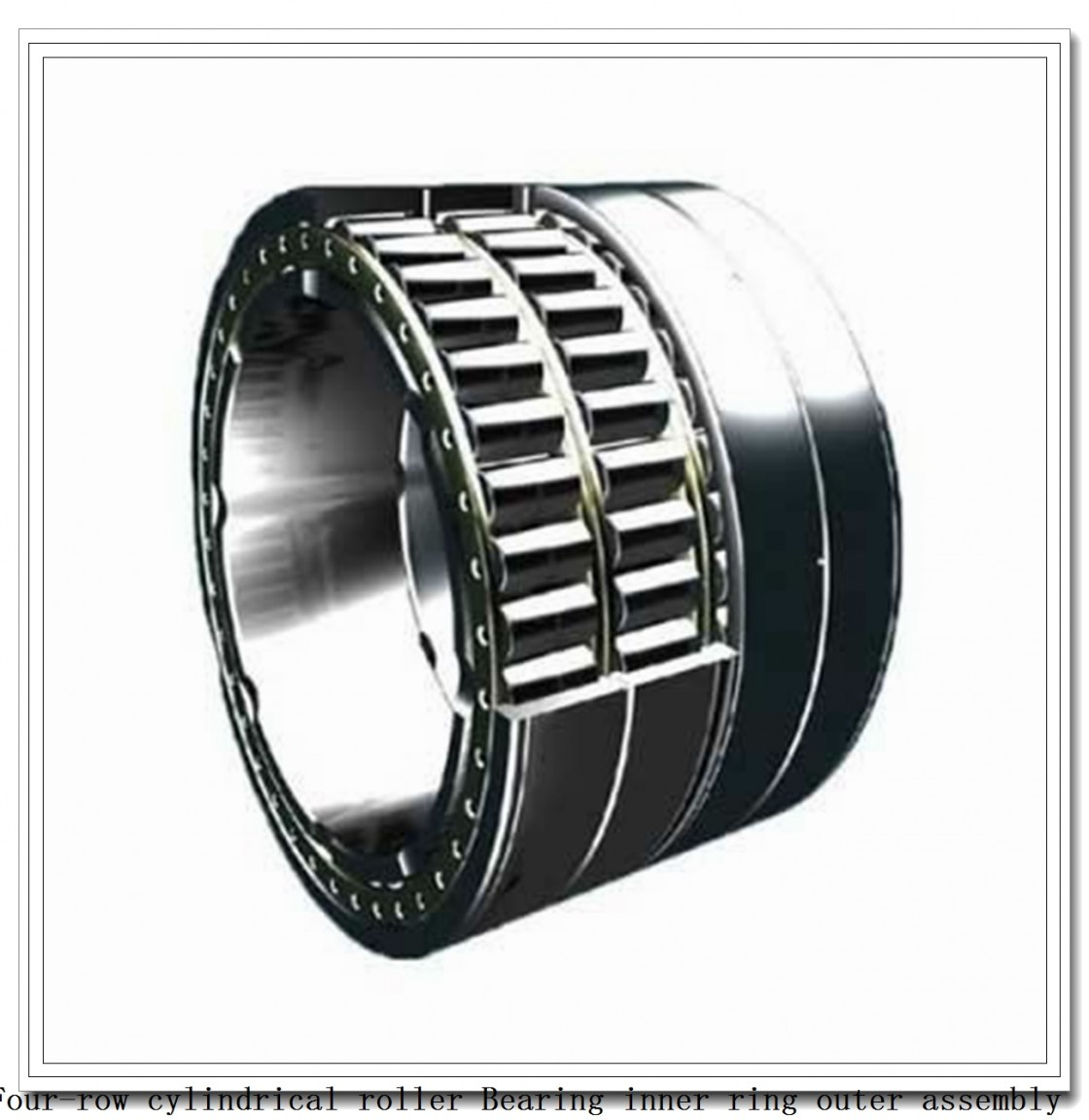 1040rX3882 four-row cylindrical roller Bearing inner ring outer assembly