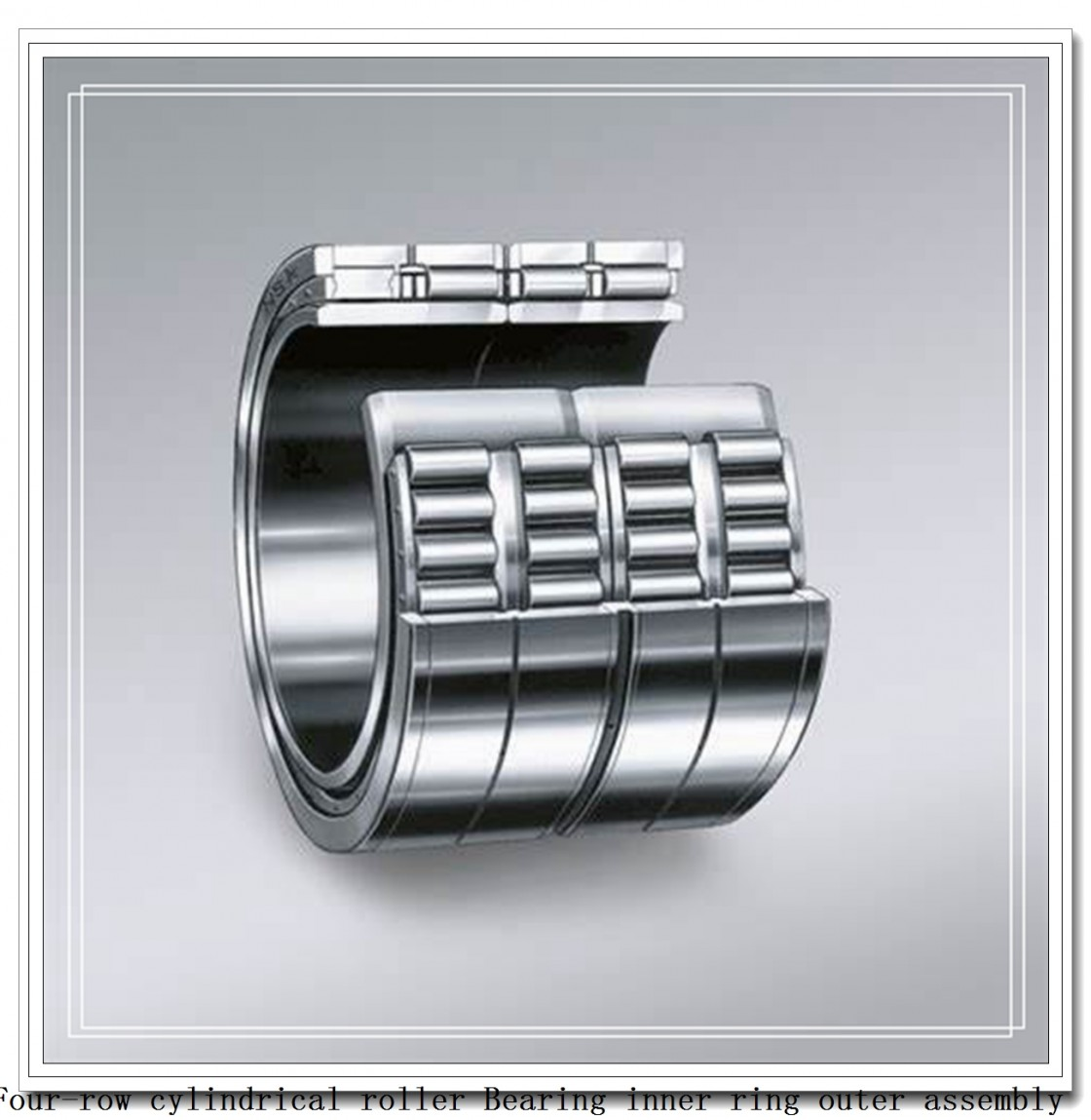 260ryl1744 four-row cylindrical roller Bearing inner ring outer assembly