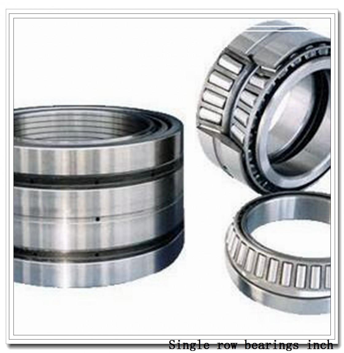 32320 Single row bearings inch