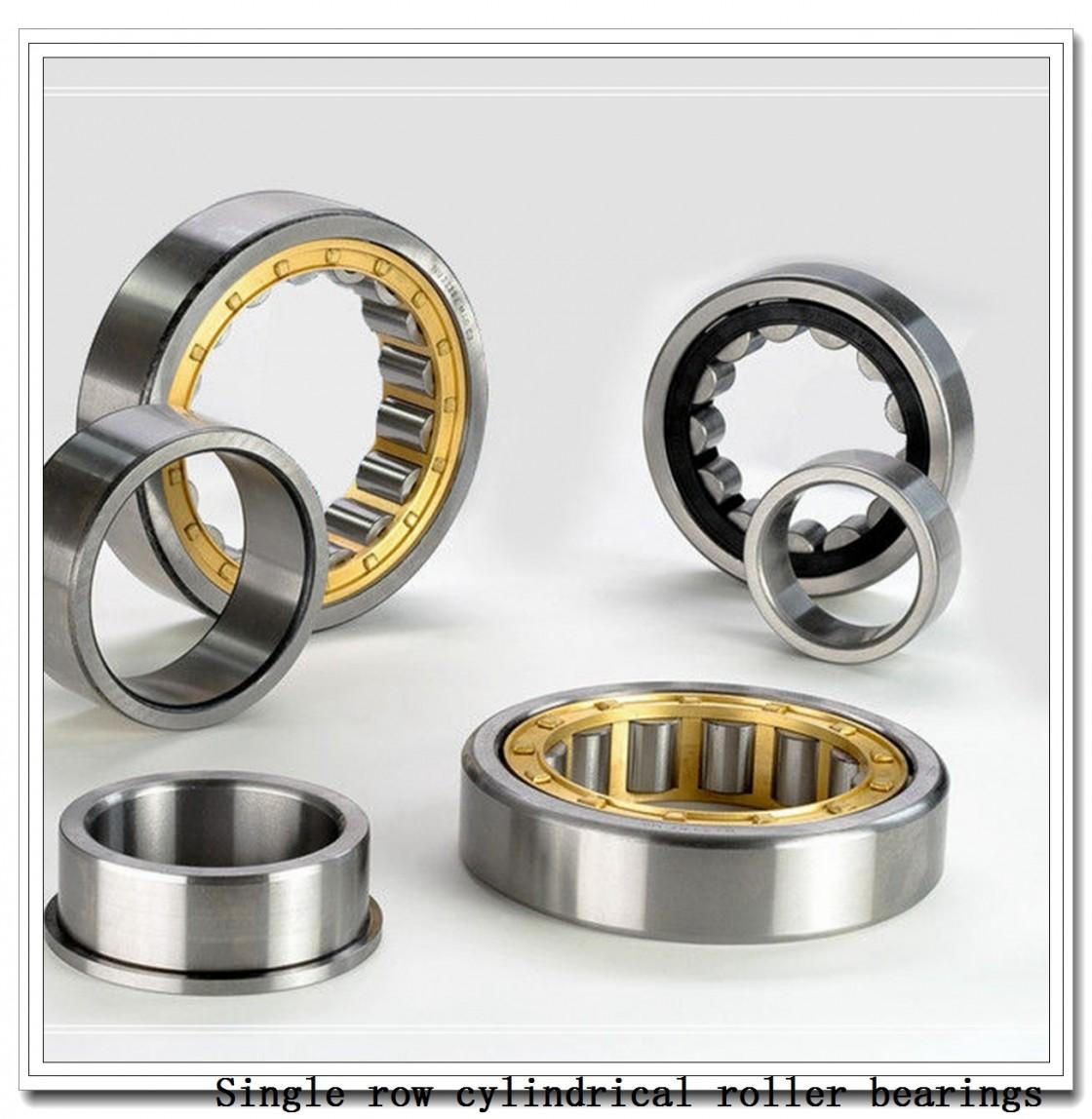 NU2252M Single row cylindrical roller bearings