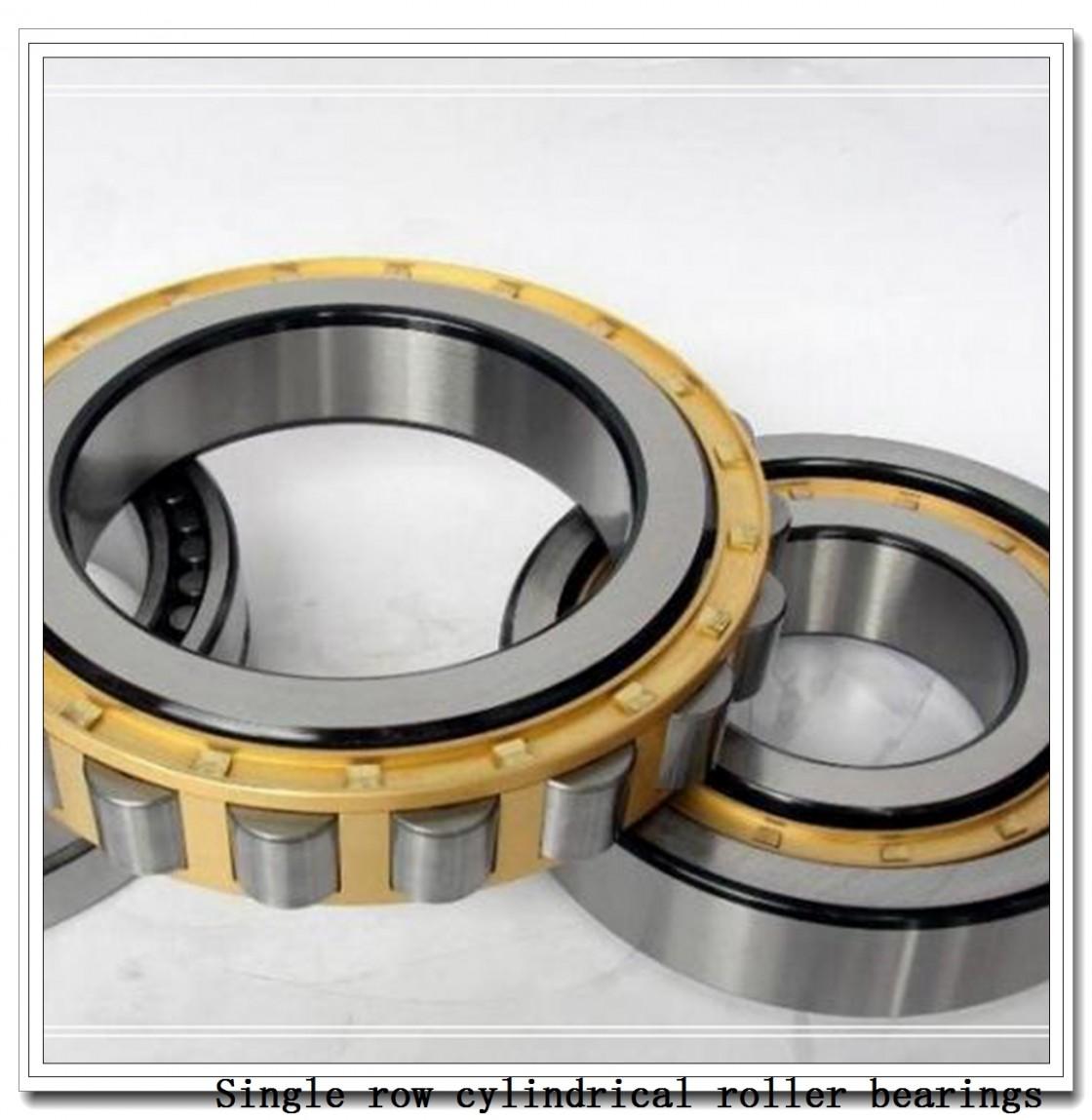 NJ424M Single row cylindrical roller bearings
