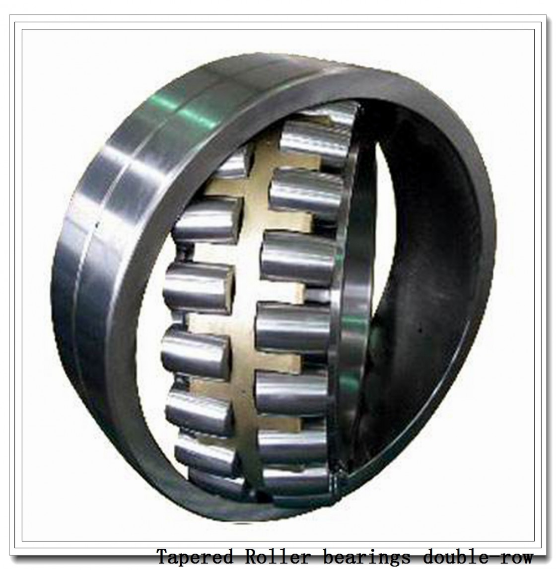 13176D 13318 Tapered Roller bearings double-row