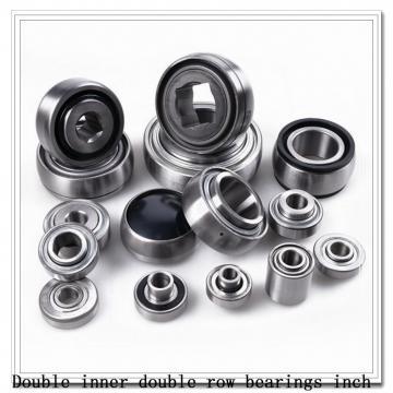EE126098/126149D Double inner double row bearings inch