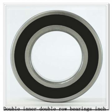 46790R/46720D Double inner double row bearings inch