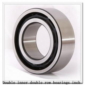 EE450551/451215D Double inner double row bearings inch