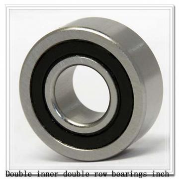 EE130902/131402D Double inner double row bearings inch