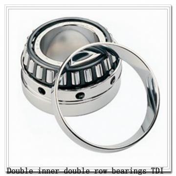 140TDO210-4 Double inner double row bearings TDI