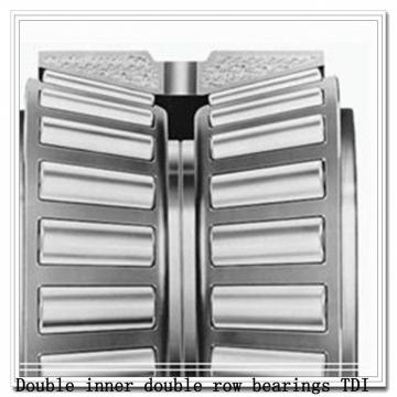110TDO200-2 Double inner double row bearings TDI