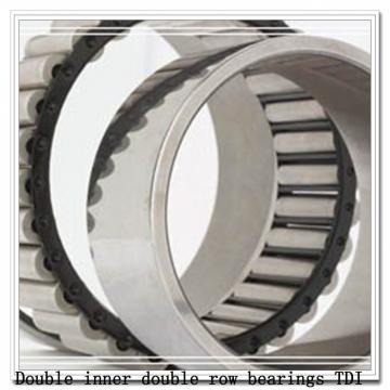 220TDO340-2 Double inner double row bearings TDI