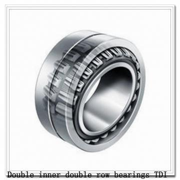 190TDO290-2 Double inner double row bearings TDI