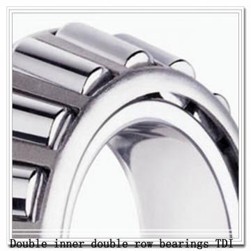 100TDO140-1 Double inner double row bearings TDI