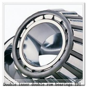 152TNA257-1A Double inner double row bearings TDI