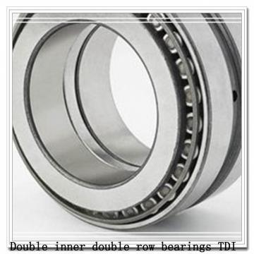 130TDO210-3 Double inner double row bearings TDI