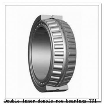 300TDO500-2 Double inner double row bearings TDI