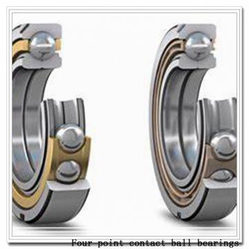 QJ1060N2MA Four point contact ball bearings