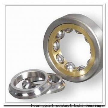 QJF1022X1MB Four point contact ball bearings