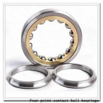 QJ1280N2MA Four point contact ball bearings