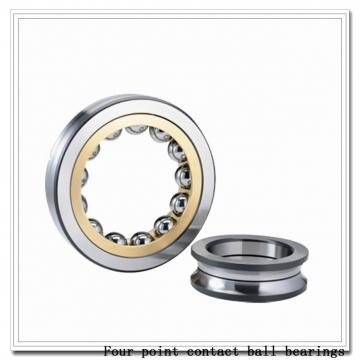QJF348MB Four point contact ball bearings