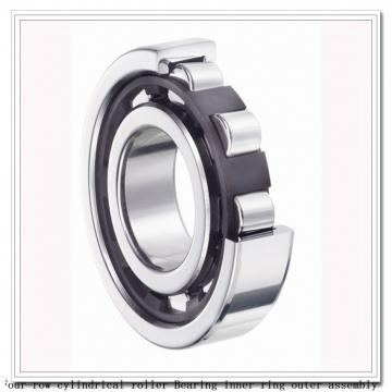 571arXs2622 636rXs2622 four-row cylindrical roller Bearing inner ring outer assembly