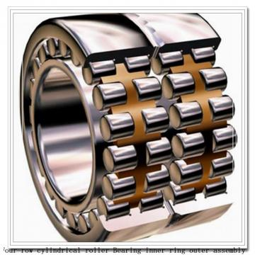 220ryl1621 four-row cylindrical roller Bearing inner ring outer assembly