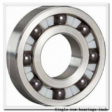 32952 Single row bearings inch