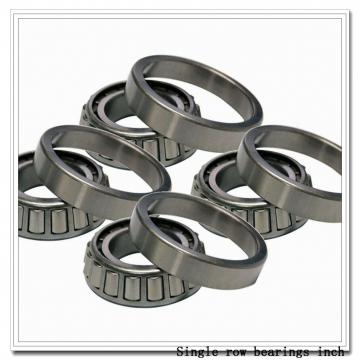 30344 Single row bearings inch