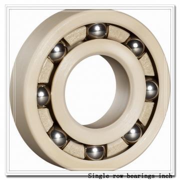 32322 Single row bearings inch