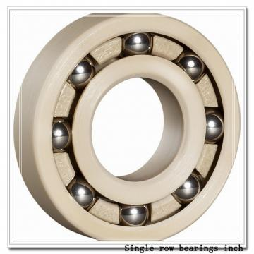938/932 Single row bearings inch
