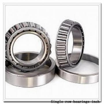 937XA/932 Single row bearings inch