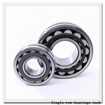 935/930 Single row bearings inch