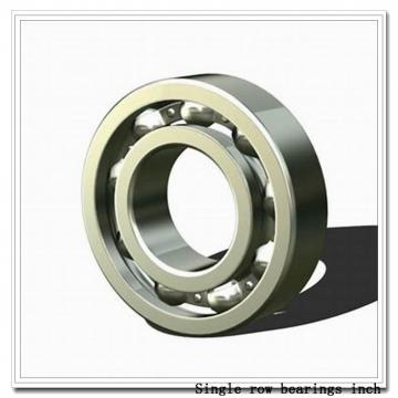 33022 Single row bearings inch