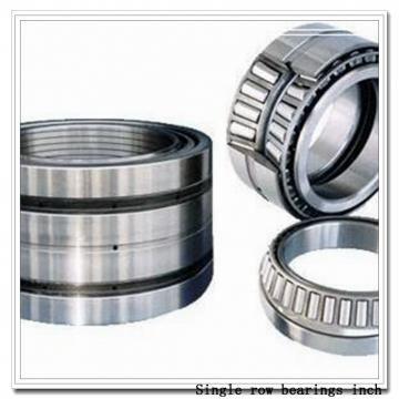 32920 Single row bearings inch