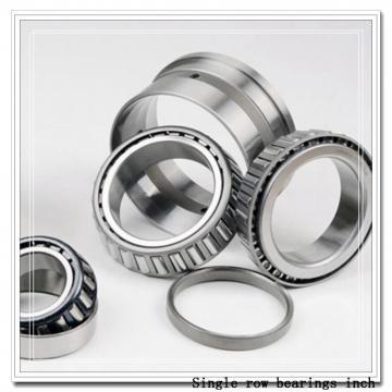 798/792 Single row bearings inch