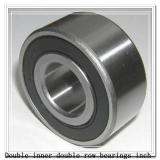 71412/71751D Double inner double row bearings inch