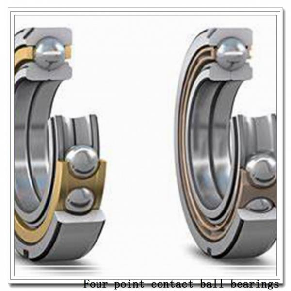 QJF252MB Four point contact ball bearings #1 image