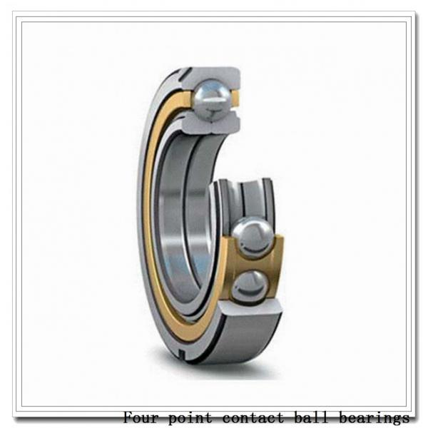 QJ1260N2MA Four point contact ball bearings #1 image